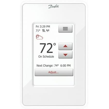 Danfoss 088L5140 LX205T Wi-Fi Thermostat