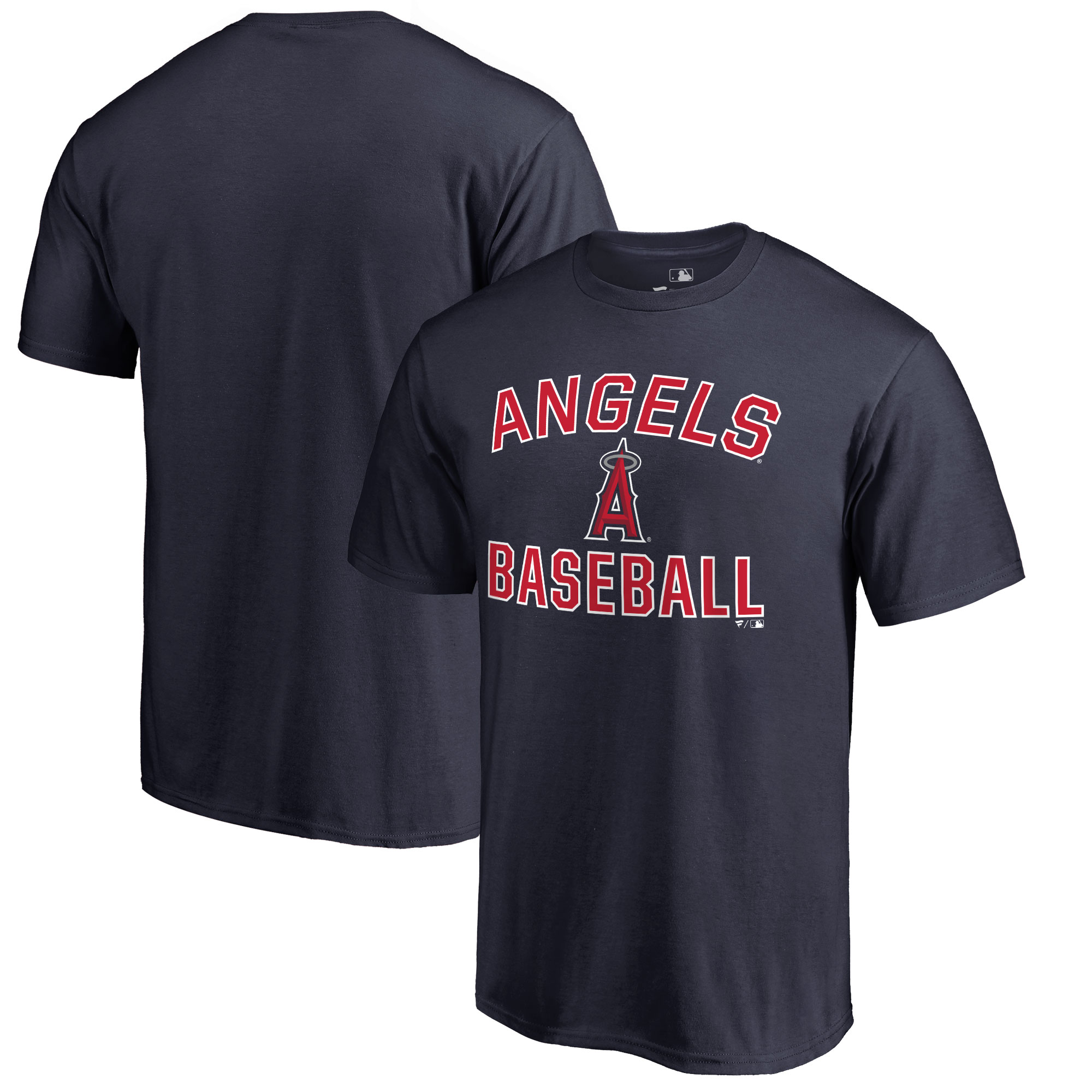 Los Angeles Angels Victory Arch T-Shirt - Navy