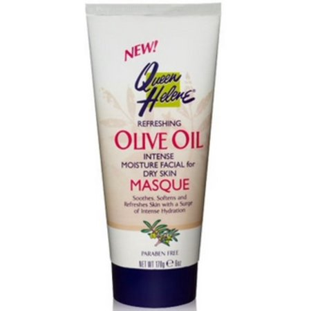 Olive Oil Facial Masque (QUEEN HELENE Masque, Refreshing Olive Oil 6 oz (Pack of)