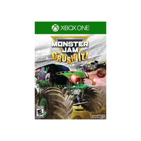 Monster Jam, Game Mill, Xbox One, 34656000325 ()
