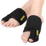 Tbest Bunion Correctors, 1 Pair Adjustable Soft Bunion Splints Brace Big Toe Straighteners