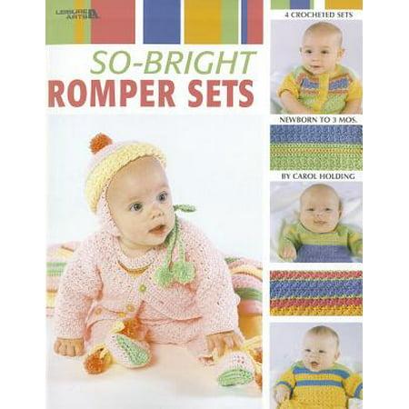 So-Bright Romper Sets