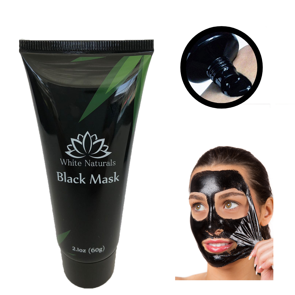 Mother's Day Sale! Blackhead Remover Mask,Blackhead Peel Off Mask,Black Face Mask,Charcoal Facial Mask For Deep Cleaning,Clear&Smooth Skin,Purifying&Detoxifying,Unclog Pores for Face&Nose 60g
