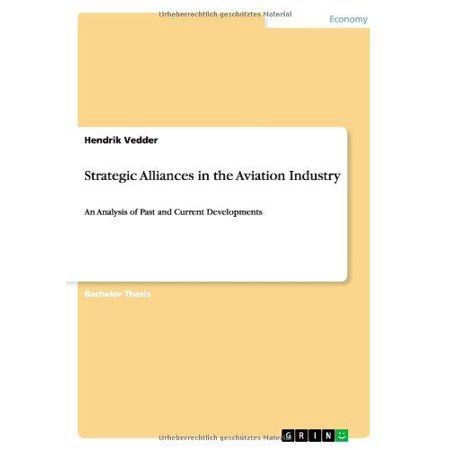 Strategic Alliances In The Aviation Industry
