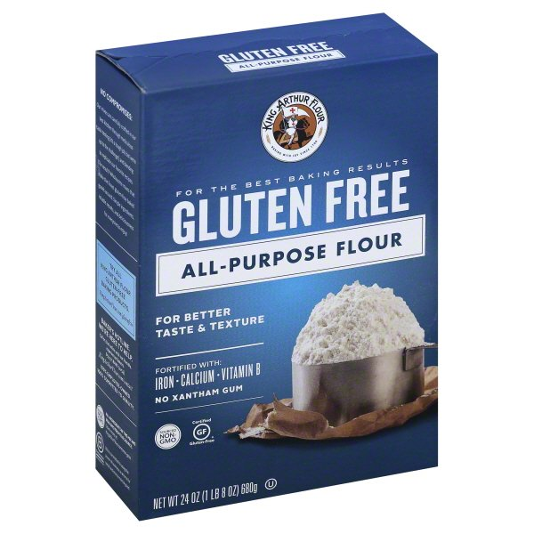 King Arthur Flour Gluten Free All-Purpose Flour, 24 oz