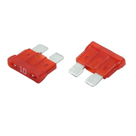 2pcs DC 32V Wire Fuse Holder Box w 10a Style Fuse for Car - image 4 of 6