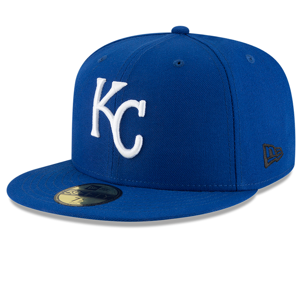 Kansas City Royals New Era Team Superb 59FIFTY Fitted Hat - Royal