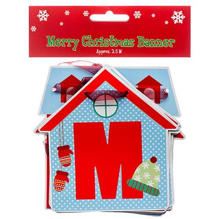 New 377720  Hx Christmas Banner Asst (24-Pack) Christmas Cheap Wholesale Discount Bulk Seasonal Christmas Candle Holder Pedestal - Cheap Banner Printing