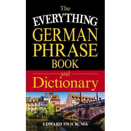 The Everything German Phrase Book & Dictionary](Halloween Phrases In German)