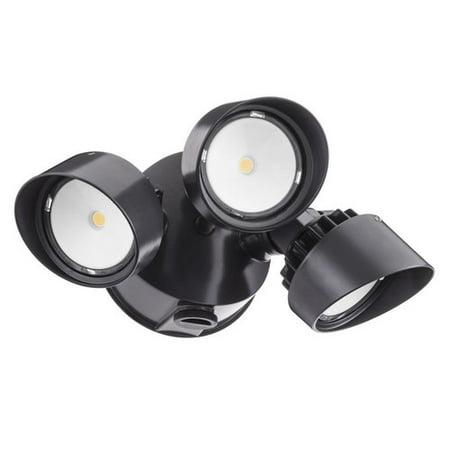 Lithonia Lighting OLF LED 3-Light Outdoor Spotlight