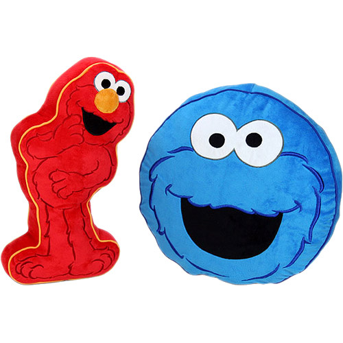 Sesame Street Decorative Pillows, 2pk