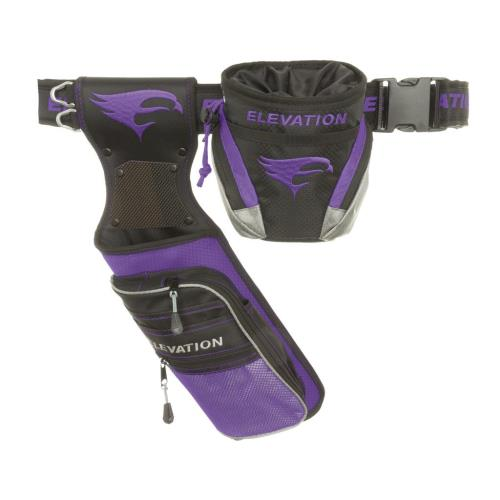 Elevation Nerve Field Quiver Package Purple LH Model: