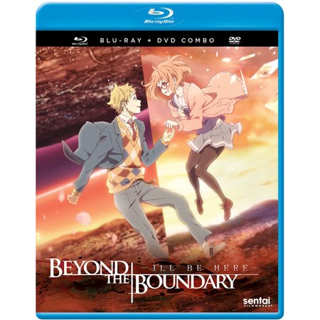 Beyond the Boundary: I'll Be Here (BD/DVD Combo) (Blu-ray)