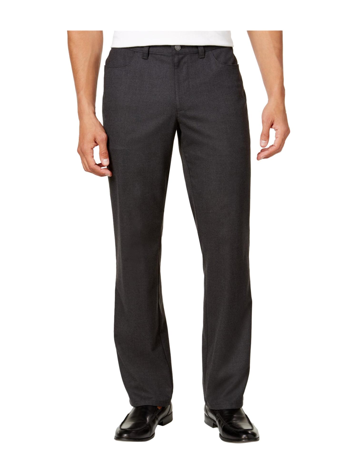 Alfani Mens Soft Casual Trousers