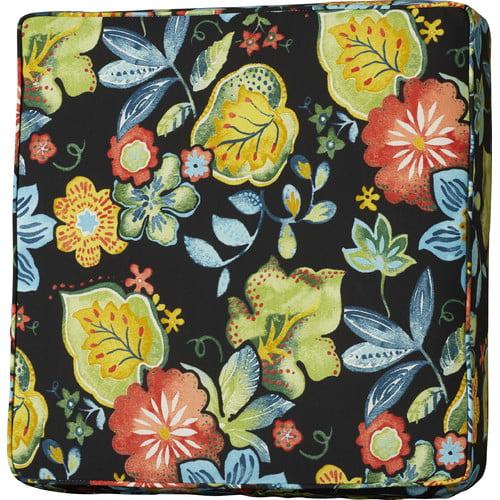 Bay Isle Home Barbuda Indoor/Outdoor Ottoman Cushion