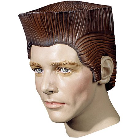Latex Wig (Crewcut Latex Rubber Wig Halloween)