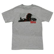The Walking Dead Blam Zombie TV Show Adult T-Shirt Tee