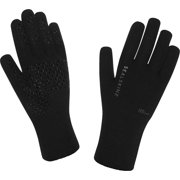 Seal Skinz Ultra Grip Glove: Black SM