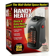 Handy Heater the Plug-In Personal Heater, 350 watts As Seen on TV