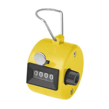 Slot Car Lap Counters (GOGO Counter Handheld Tally Counter 4 Digit Display for Lap Sport Coach School Event)