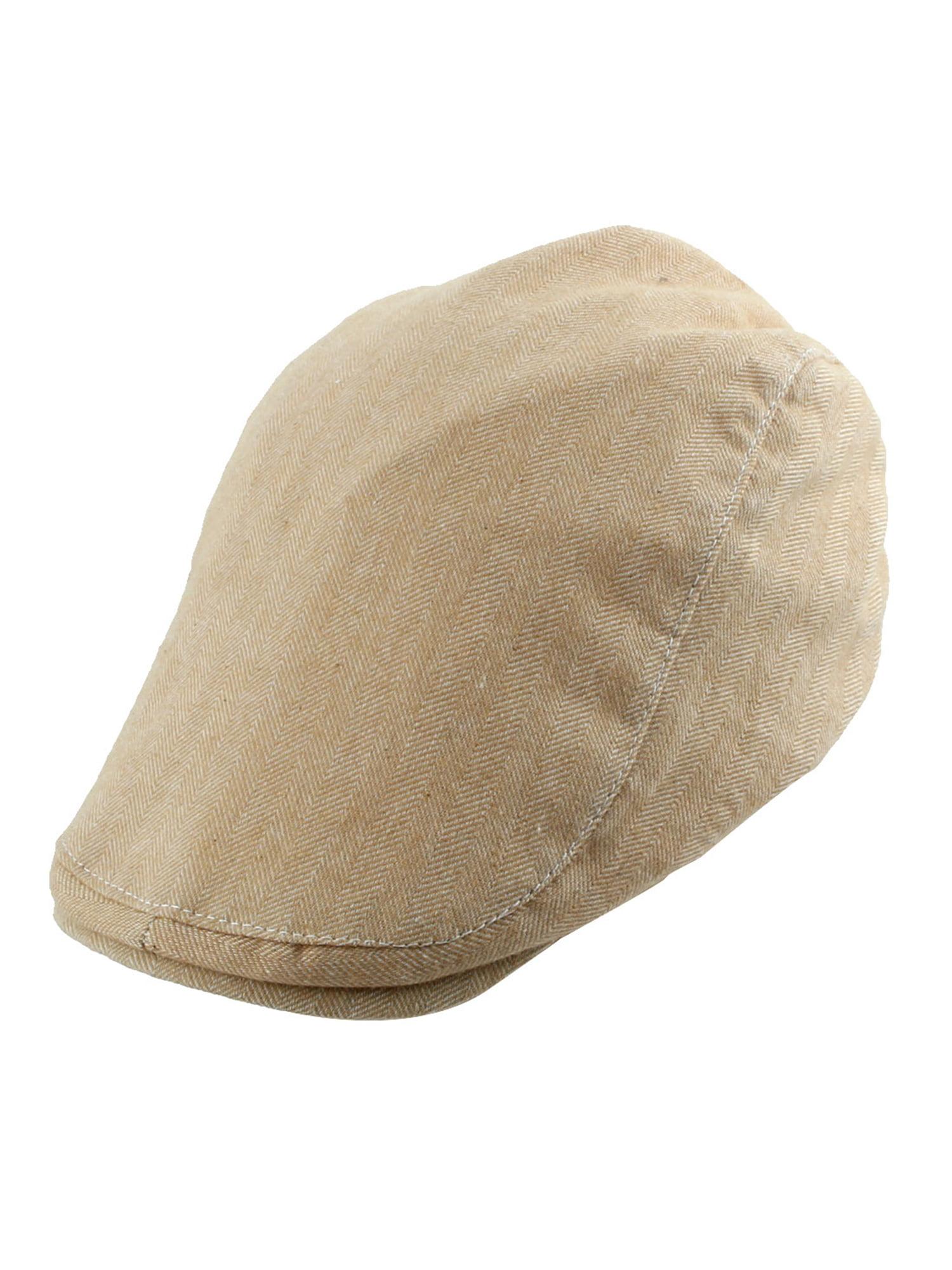 Men Women Beret Hat Newsboy Duckbill Ivy Cap Driving Casual Flat ... 77126d3a541