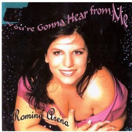 Romina Arena   Youre Gonna Hear From Me  Cd