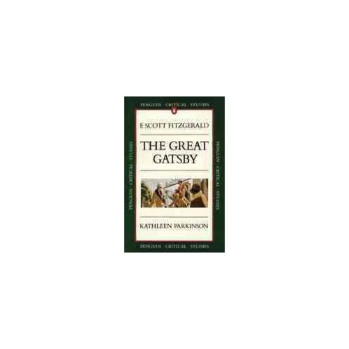 Critical essays about the great gatsby