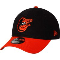 Baltimore Orioles New Era Alternate Logo Core Fit Replica 49FORTY Fitted Hat - Black/Orange