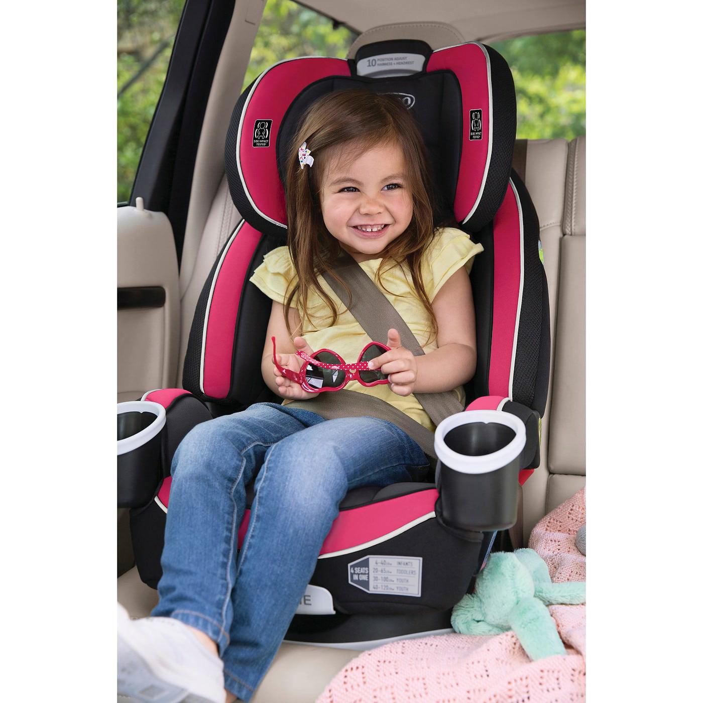 Graco 4ever 4 In 1 Convertible Car Seat Assorted Colors Walmart Com