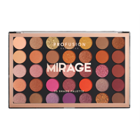 Profusion Cosmetics 35 Shade Eyeshadow Palette, Mirage, 9.3 oz