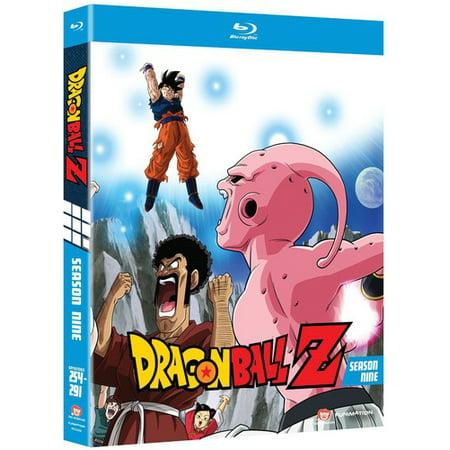 Dragon Ball Z  Season 9  Blu Ray