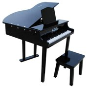 Schoenhut Concert Grand Piano with Matching Bench