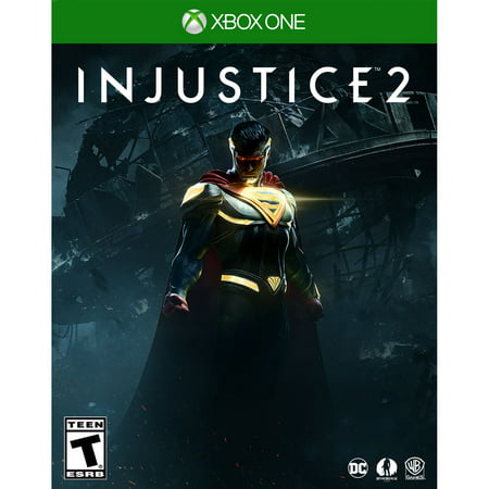 Injustice 2, Warner Bros, Xbox One, 883929552320 - Two Bros