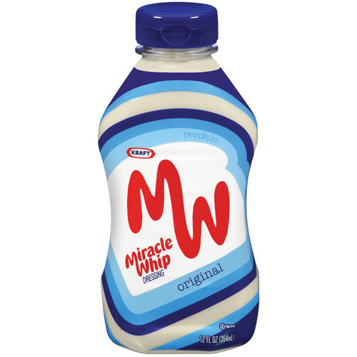 Kraft Miracle Whip: Original Dressing, 12 oz