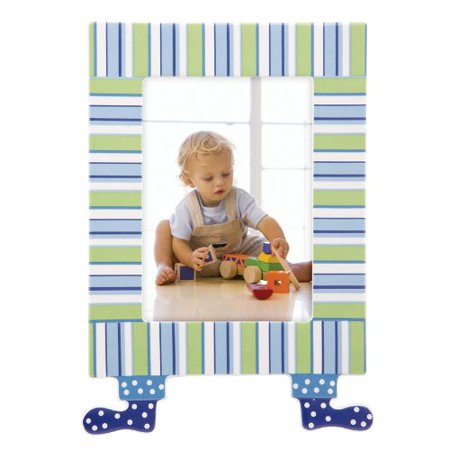 Little Boy Blue Frame With Feet 5
