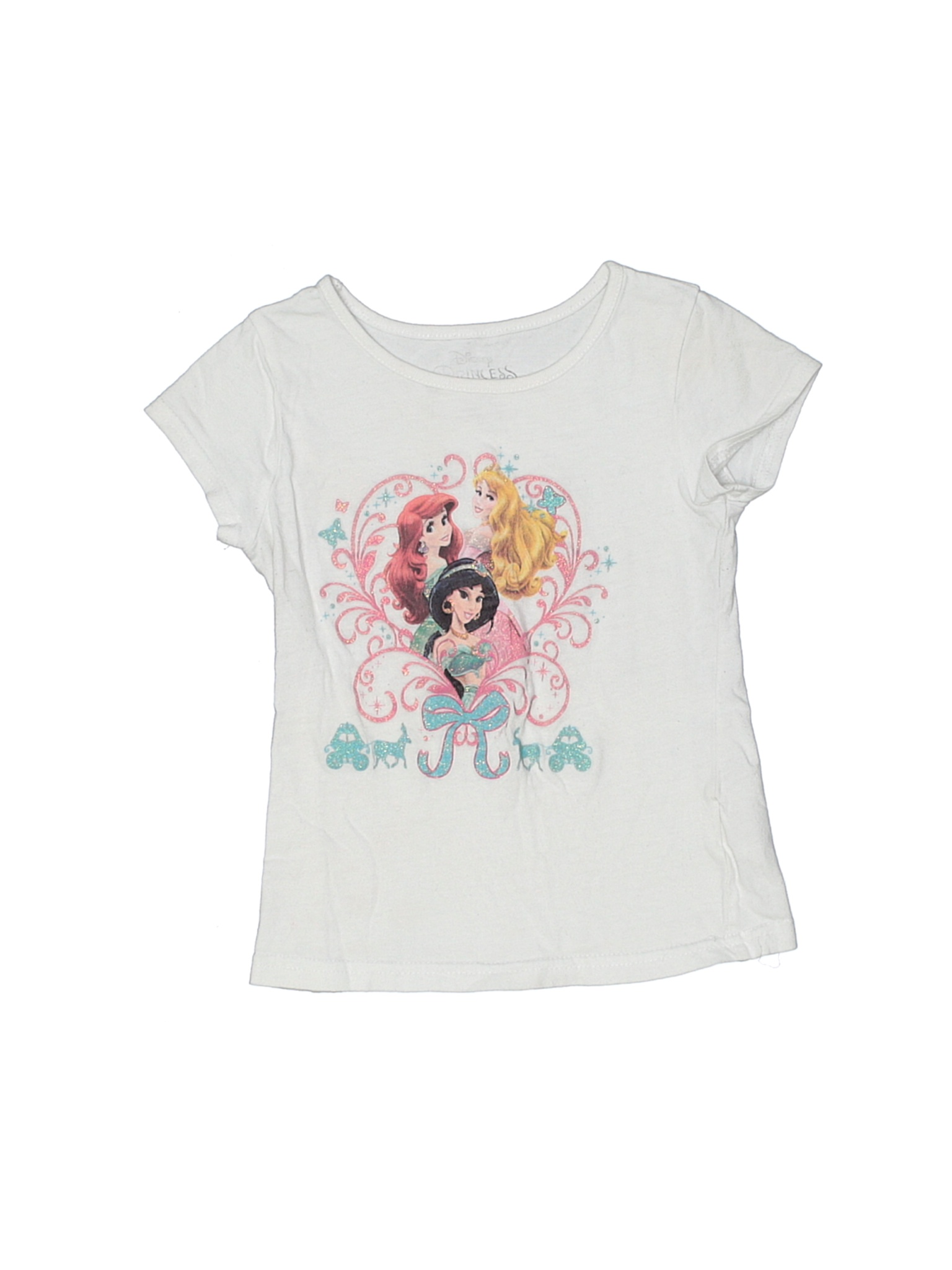 Disney Frozen Group Trio Toddlers Pink T-Shirt