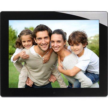 micca neo 15-inch digital photo frame with 8gb storage, high ...