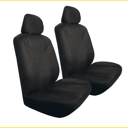 3 piece set micro suede car auto seat cover breathable durable. Black Bedroom Furniture Sets. Home Design Ideas