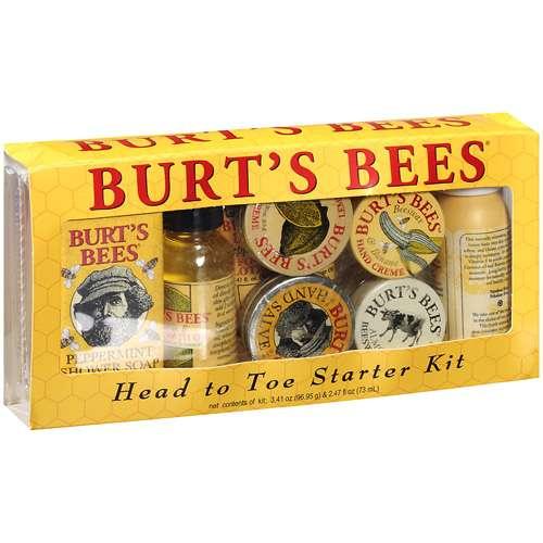 Burt's Bees Head-to-Toe Kit