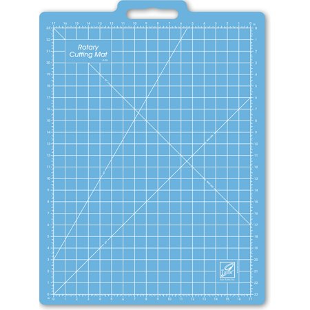 Gridded Rotary Cutting Mat with Handle