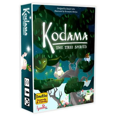 Kodama - The Tree Spirits (2nd Edition) New](Dollar Tree Halloween Game)