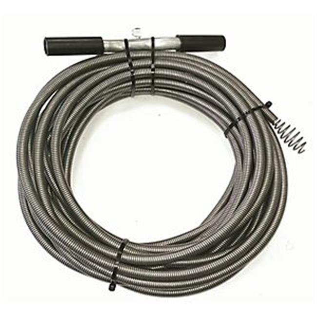 DC00003-50 0.375 in. x 50 ft. Auger Drain, Black