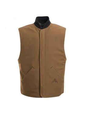 Bulwark LLS2 Excel FR ComforTouch Brown Duck Vest Jacket Liner