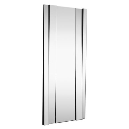 Majestic Mirror Large Modern Rectangular Full Length Angled Beveled Gl Wall