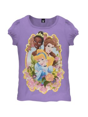 d526147d9 Product Image Disney Princess - Framed In Beauty Juvy Girls T-Shirt