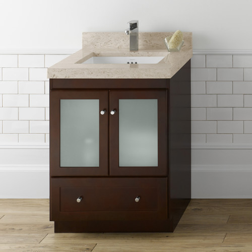 Ronbow Shaker 24'' Single Bathroom Vanity Base