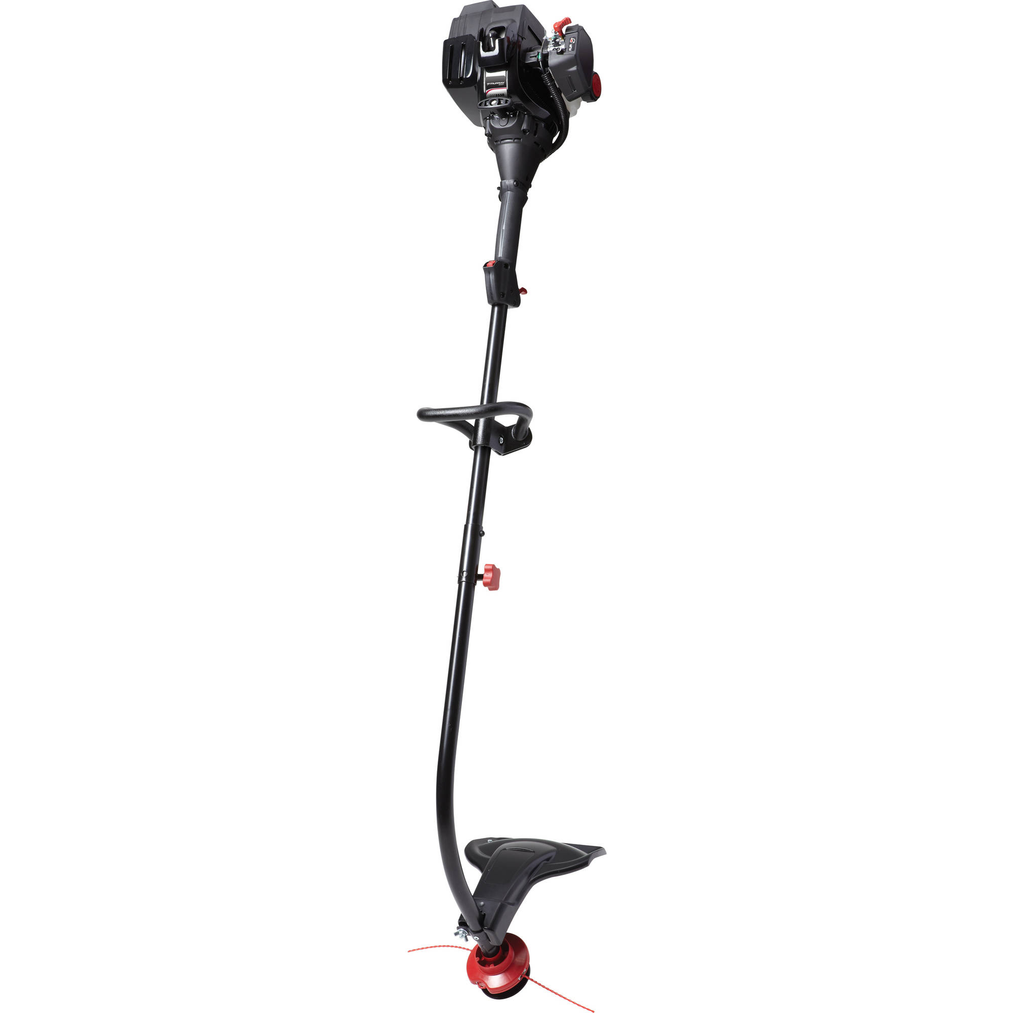"Murray Select 14"" Attachment Capable 25cc 2-Cycle Curved Shaft Gas String Trimmer"
