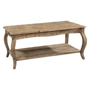Rustic Reclaimed Coffee Table, Driftwood