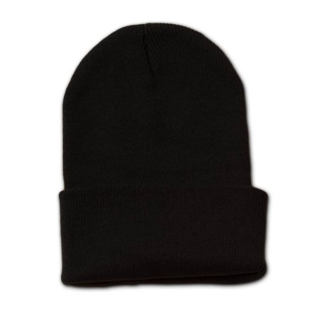 - TOP HEADWEAR Long Cuff Beanie Cap