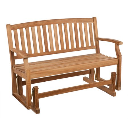 Wildon Jamison Teak Garden Bench Product Picture